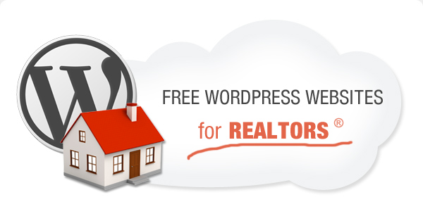 FREE WORDPRESS WEBSITES for REALTORS