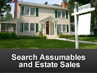 assumables and estate sales